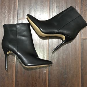 New black booties for sale